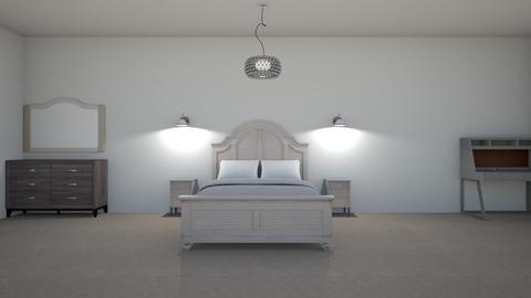 plain bedroom - Bedroom  - by LB11