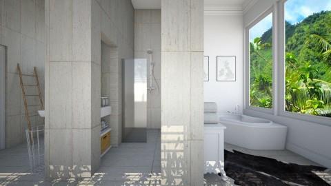 HOTEL - Bathroom - by deleted_1563646726_mahayka
