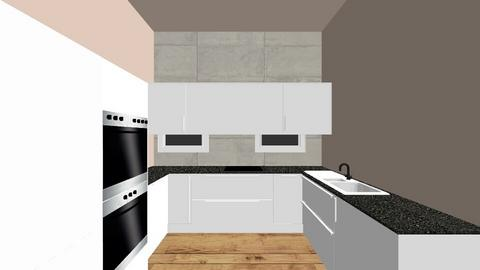 casa improvisada - Classic - Kitchen - by esmenette145