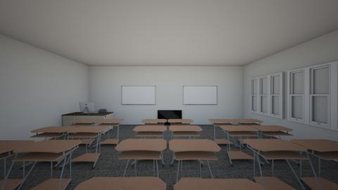 Classroom - by AndreaSon