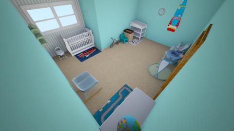 Nursery - Modern - Kids room  - by lauren91