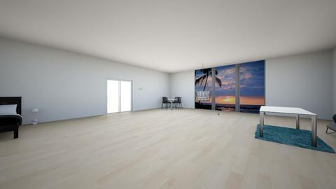 guest bedroom - Modern - Bedroom  - by inyat