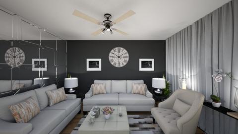 after 5 years LRM 1AA3 - Living room - by zainab alkaram