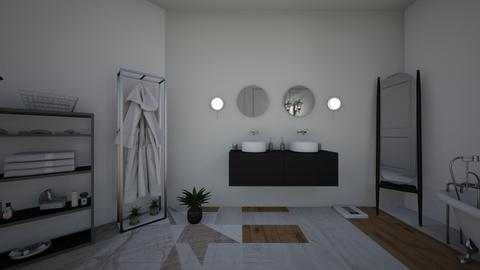 Dom 1  - Modern - by wik_toria