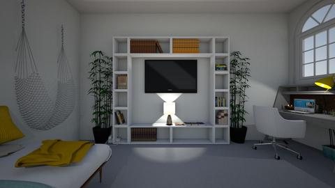 Dream Room - Modern - Bedroom  - by CocoChanel12