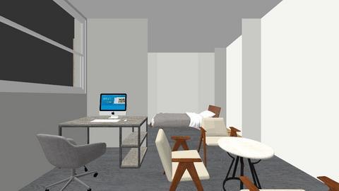 Cuarto Renzo - Masculine - Bedroom - by RenzoRotzank