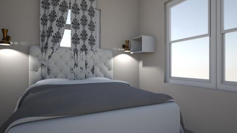 Sofia Acevedo - Bedroom  - by asacevedo