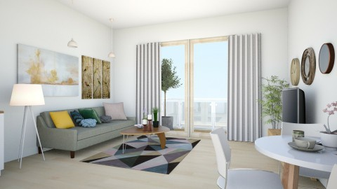 L5 - Living room - by QuickPlan Roomstyler