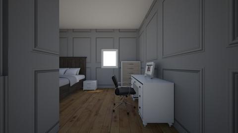 Art house - Rustic - Bedroom  - by stlouis