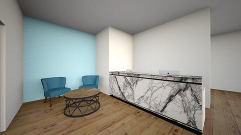 Reception Room - Modern - Office  - by Vithushaa19