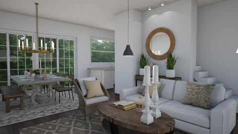 Comfortable - Living room - by yimmia