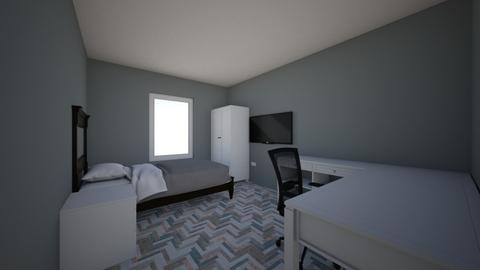 Gaby Cuarto - Modern - Bedroom  - by Madagarka