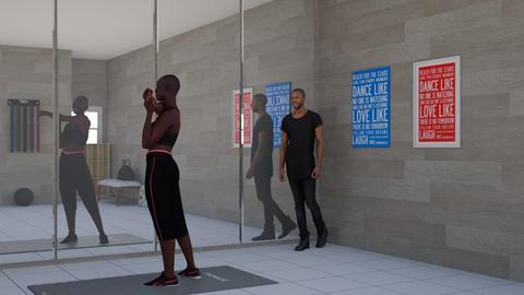 Seans dance studio - by sophiefleah