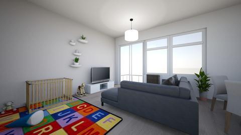 Tr - Classic - Living room  - by Twerka