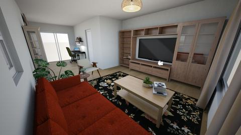 Nieuw V2 - Living room  - by JutJull