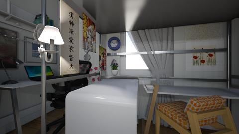 Jay - Retro - Bedroom  - by HAVEY