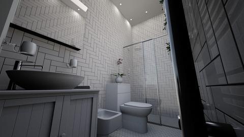 bathroom 2 - Bathroom - by elisapini02
