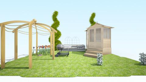 my little garden - Classic - Garden  - by Kennedi Porter