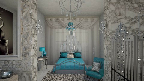 Wishes in a dream - Classic - Bedroom  - by Sara alwhatever