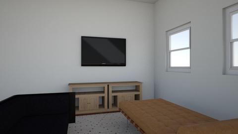 Elana Hoerchler - Living room  - by Elanawesclin