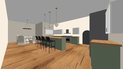 kitchen - Kitchen  - by samboring