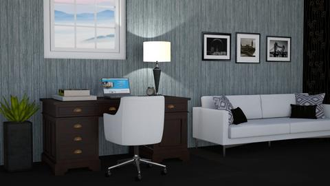 Office Room - Office  - by LaylaaaarrrJF