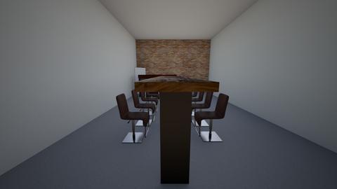 Kantoor - Office  - by wilcovanderhorst