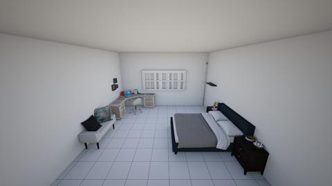 cuarto 1 - Bedroom - by danielaesaaaaaaalo