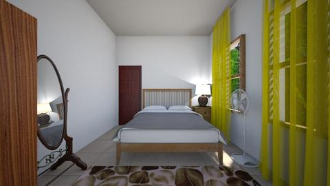 Typical Filipino Bedroom - Bedroom  - by SammyJPili