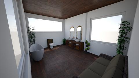 Oasis - Bathroom  - by Noelani25