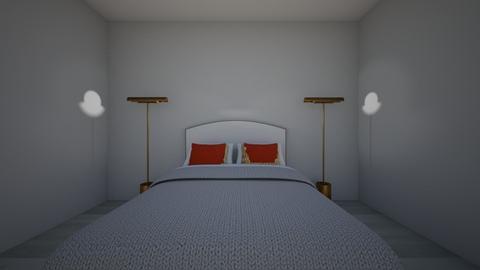 indi - Bedroom - by ana clara garcia
