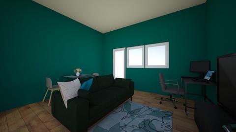 Kanapes nappali - Living room  - by NadudvariE