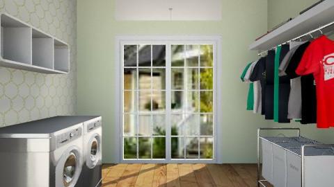Fresh Laundry - by Annaduley