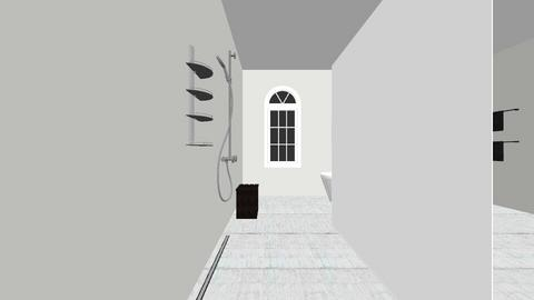 Modern with retro flair - Modern - Bathroom  - by _hvnni