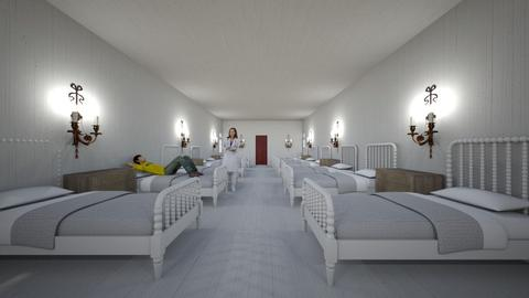 The kids hospital bedroom - Classic - Bedroom - by WolfRat