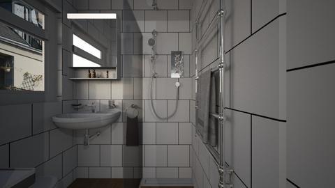 Casa349bathroom - Classic - Bathroom  - by nickynunes