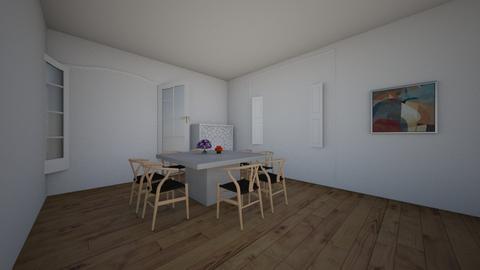 Dormitorio ppal - Modern - Living room  - by lourdes1980