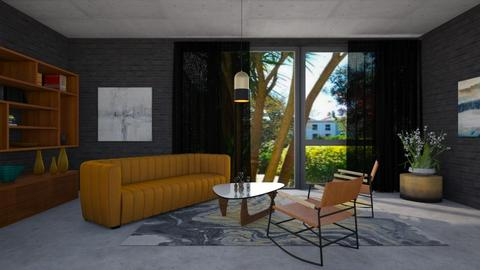 sanctuary - Modern - Living room  - by kitty