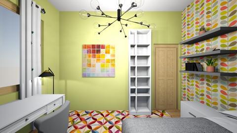 gysz - Modern - Kids room  - by Detty1227
