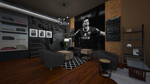 Sports Cafe - by Ejad Shukri