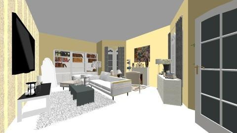 enjoy - Living room  - by emiragiba