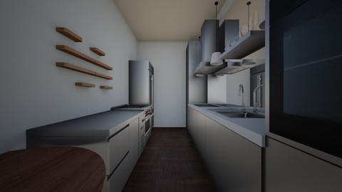 Kenna kitchen 3 - Kitchen  - by mcgrathka