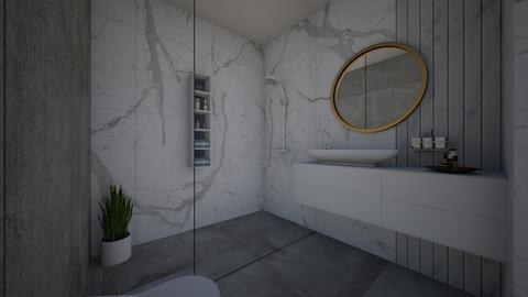 157 EAST - Bathroom - by flacazarataca_1