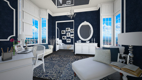 sexandthecity - Eclectic - Living room  - by Senia N