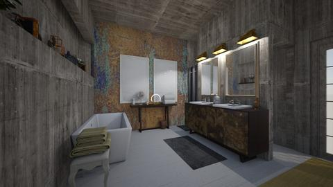 Suite - Bathroom - by NatalieH