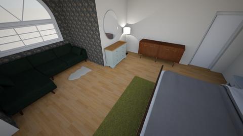 room project - Bedroom  - by kviacarroll