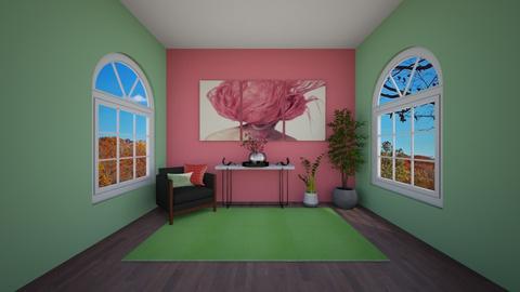 Watermelon Room - by Destiny H