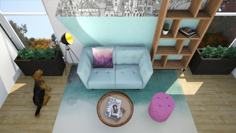 from above - Modern - Living room - by dreamerana