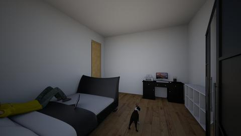 cuarto luis - Modern - Living room  - by Luis_Cisneros92