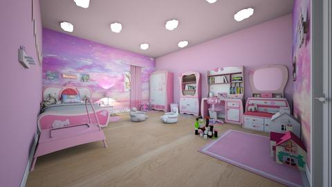 family home 214 - Modern - Kids room  - by Stavroula Chatzina